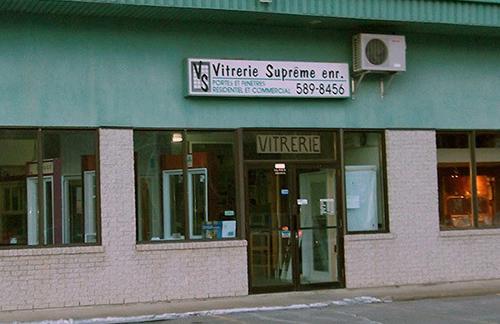 Quincaillerie de porte et fenêtre à l'Assomption, dans Lanaudière - Vitrerie Suprême (Porte et fenêtre à l'Assomption)
